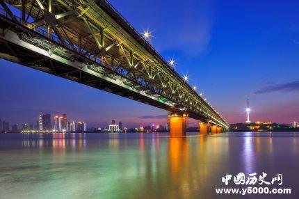 武漢長江大橋什么時候建成的_武漢長江大橋的建設歷程_武漢長江大橋怎么建的