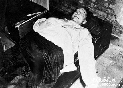 戈林自杀之谜_戈林为什么能在监狱自杀_戈林怎么弄到氰化钾的