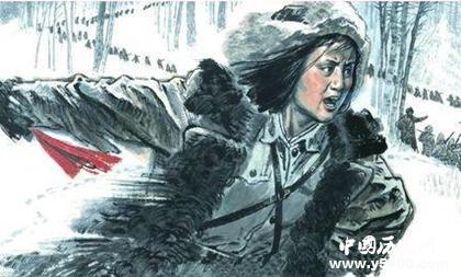抗日英雄赵一曼的故事_赵一曼给儿子的信_赵一曼女士的事迹_中国历史网