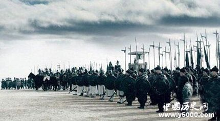 古代打仗第一排士兵必死嗎_古代打仗第一排的士兵為什么不怕死