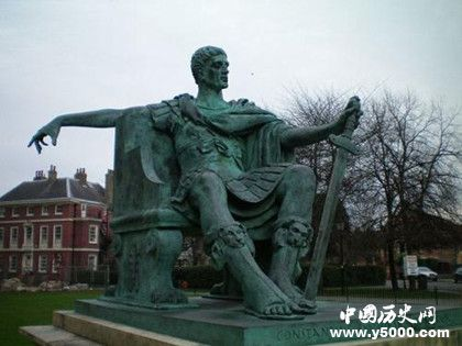 世界歷史上公認的十大帝王:秦始皇第二