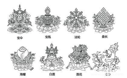 佛教八宝是什么_佛教八宝是指什么_佛教八宝分别是