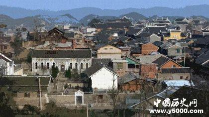 中國四大古鎮_中國四大古鎮是哪四個_中國四大古鎮是哪里_中國歷史網