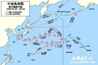 中途岛海战的意义_中途岛海战的历史意义_中国历史网