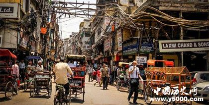 为什么印度人口那么多_印度人口多的七大原因说明_中国历史网