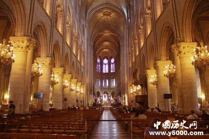 圣母院大教堂简介_法国巴黎圣母院的历史_中国历史网