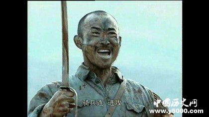 亮剑骑兵连进攻有多震撼_骑兵连进攻感动所有中国人_中国历史网