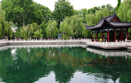济南人文景观有哪些_关于济南人文景观大全_中国历史网