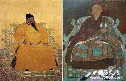 朱棣和姚广孝的故事