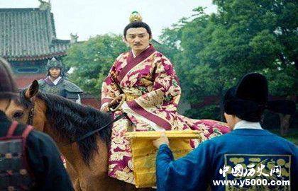 杨荣拦住朱棣人马的故事