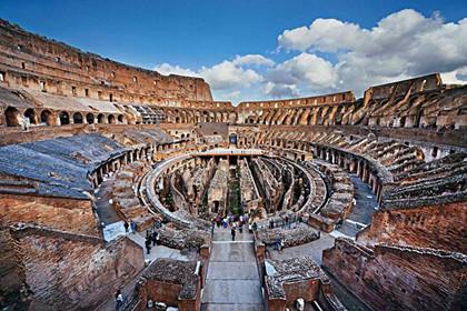 古罗马角斗场的历史_罗马角斗场的共和时期历史_中国历史网