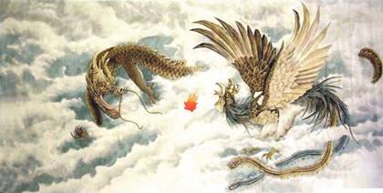 龙凤呈祥寓意和象征_关于龙凤呈祥的典故故事_中国历史网
