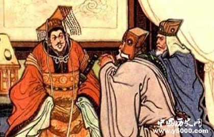 杨坚与杨广父子间的阴谋算计