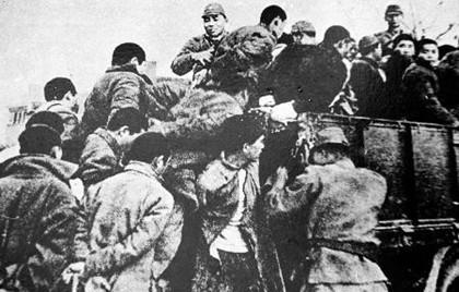南京大屠杀公祭日设立背景