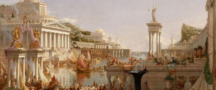 西罗马帝国是怎么灭亡的