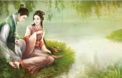 """古代女子也出軌 紅杏出墻之十宗""""最"""""""