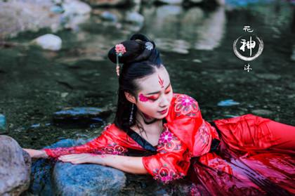 古代梅花妆是怎么来的_唐朝梅花妆的由来历史_中国历史网