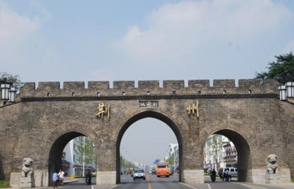 湖北省五大历史文化名城