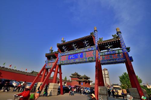 河南开封最值得玩的5大景点_河南开封游玩攻略_中国历史网