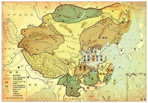 五代十国的北汉灭亡_五代十国北汉为什么最后才灭亡_中国历史网
