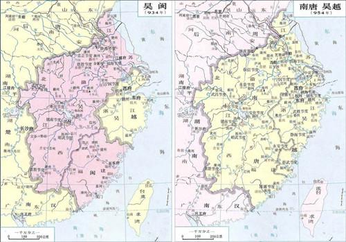 五代十国中最强的国家_南唐为什么是五代十国里最强的_中国历史网