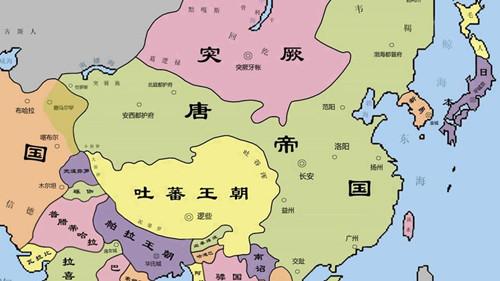 唐朝最狠書生_唐朝最厲害的書生擊破吐蕃48萬大軍_中國歷史網