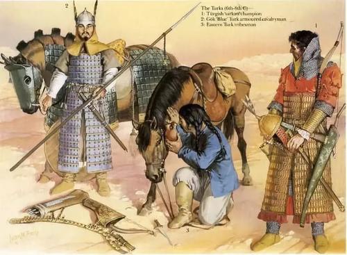 沙陀人来源_沙陀人的祖先是谁_中国历史网