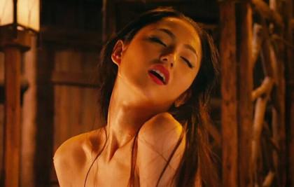 楊貴妃為何給安祿山洗澡
