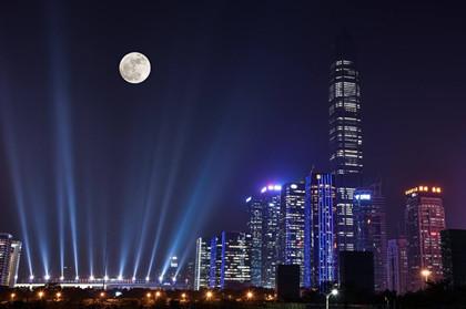 今年第一個超級月亮3月10日登場_超級月亮幾年出現一次_中國歷史網