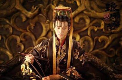 中國歷史上歷代皇帝排名