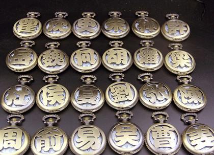 最容易讀錯的姓氏一覽表_100個經常讀錯的姓氏_中國歷史網