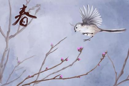 描写春天开花的诗句_写春天开花的10句诗句_中国历史网