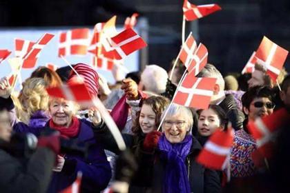 丹麥人口2019總人數