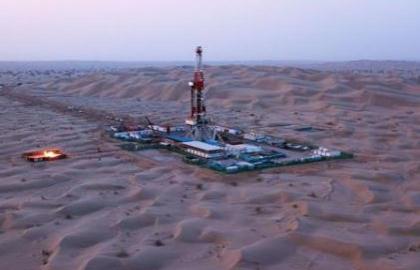 塔里木盆地新发现油田